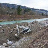 Millionenaufwand für heimischen Hochwasserschutz