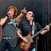 50 Jahre Hard Rock und noch kein bisschen müde