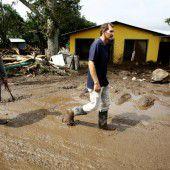 Tote nach Tropensturm Otto in Costa Rica