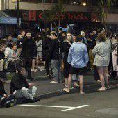 Neuseeland: Schweres Erdbeben fordert Tote