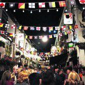 Partynächte in Belfast