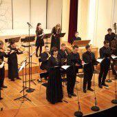Künstler unterwegs im Geiste Bachs