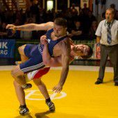 Duell David gegen Goliath