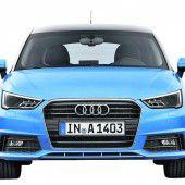 Audi A1 ist Beliebtestes Auto der Leser