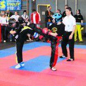 Kampfkunst auf Topniveau