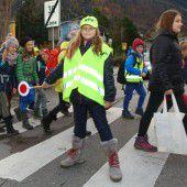 Für mehr Sicherheit auf dem Weg zur Schule