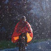 Fahrradwettbewerb soll Winter-Radler motivieren