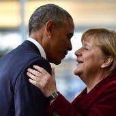 US-Präsident Obama sagt in Berlin Goodbye