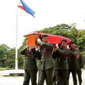 Ex-Diktator auf Heldenfriedhof beerdigt