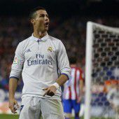 Ronaldo-Gala bei Stadtduell