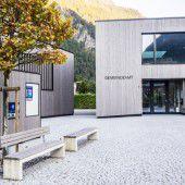 Gemeindeamt mit besonderer Nachhaltigkeit