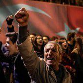Der türkische Präsident ohne Raum