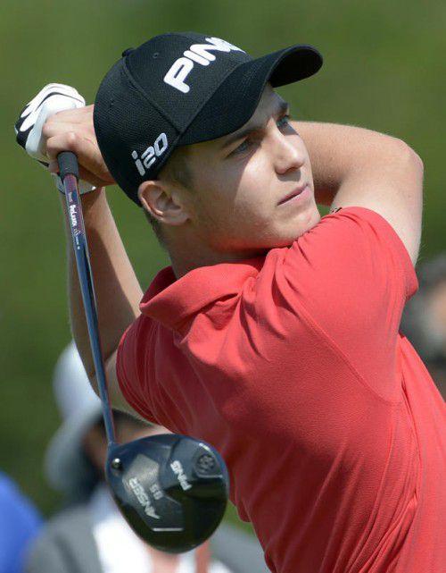 Schwab überzeugte im amerikanischen College-Golf. Foto: gepa
