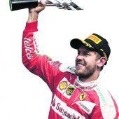 In der Formel 1 geht es rund