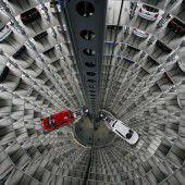 Bei Volkswagen hängt der Haussegen ordentlich schief