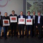 Bezirk Bregenz hat drei neue e5-Gemeinden