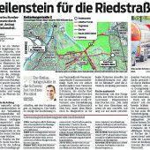 Riedstraße – und kein Ende