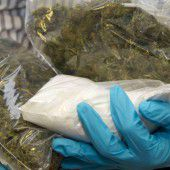 Über 1000 Anzeigen wegen Drogen