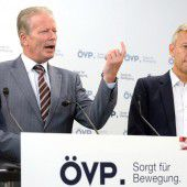 ÖVP-Showdown bleibt aus