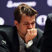 Titelverteidiger Carlsen gleicht zum 5:5 aus