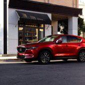 Mazda zeigt erstmals den neuen CX-5