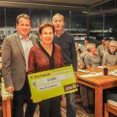 4500 Euro für Thüringer Pflegeverein