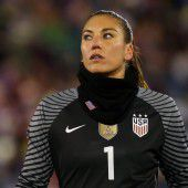 US-Spielerinnen fordern gleiche Bezahlung