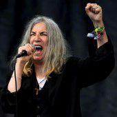 70. Geburtstag der Godmother of Punk