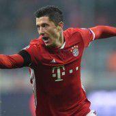 Lewandowski verlängert mit den Bayern