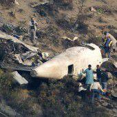 Pilot meldete Probleme mit dem Triebwerk