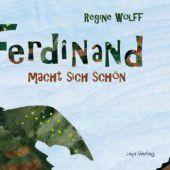 Drache Ferdinand geht auf seinen ersten Ball
