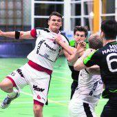 Hohenems verlor im ÖHB-Cup knapp 30:31