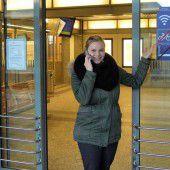Gratis WLAN auch am Bahnhof Dornbirn