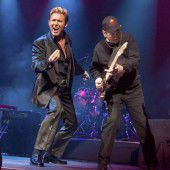 Elvis original TCB-Band iin Bregenz