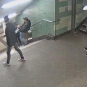 Berliner U-Bahn-Treter in Fernbus verhaftet