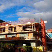 Luxus-Dachgleiche in Gaschurn