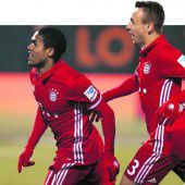 Bayern blickt auf Leipzig