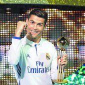 Dreierpack von Cristiano Ronaldo rettet Real vor einer Blamage