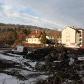 Bauarbeiten am Feldkircher Jahnplatz angelaufen