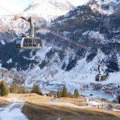 Arlberg startet in die Wintersaison