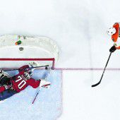 Saisontreffer Nummer sieben für Michael Raffl in der NHL