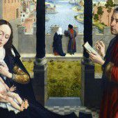 Maria mit dem Kind und die Kunst