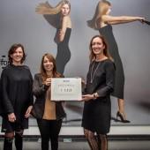 Wolford-Mitarbeiter unterstützen Frauen