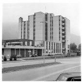 vorarlberg einst und jetzt. Landeskrankenhaus Hohenems