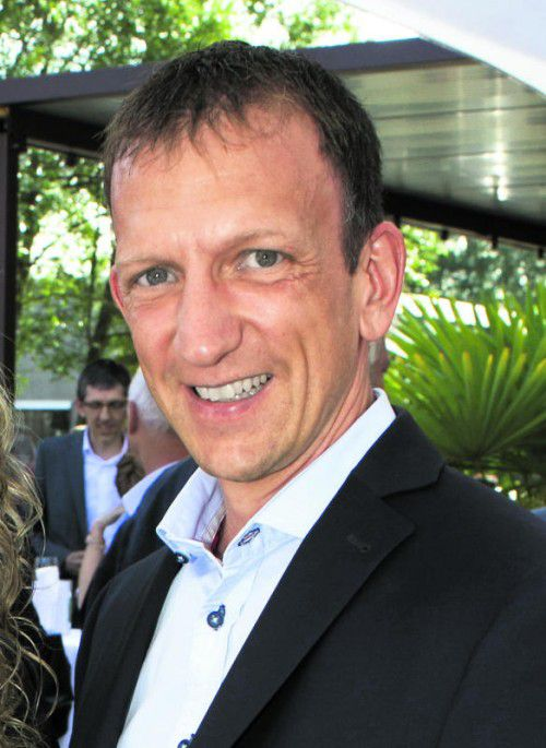 AMS-Führungsduo: Bernhard Bereuter und Christa Schweinberger.