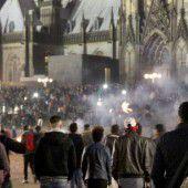 1500 Beamte in Köln an Silvester im Einsatz