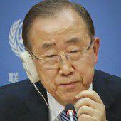 Splitterpartei wirbt jetzt um Ban Ki-Moon