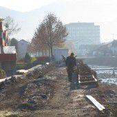 Dornbirner Achpromenade wird weiter verlängert