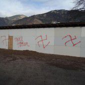Graffiti-Schmierer mit Kenntnislücken