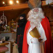 Seit 25 Jahren als Nikolaus auf Tour
